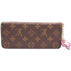 4057338f4f0e ... louis vuitton bags flowers zippy long zip around organizer wallet ...